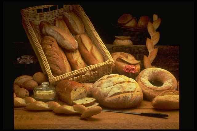Tα μυστικά του ψωμιού