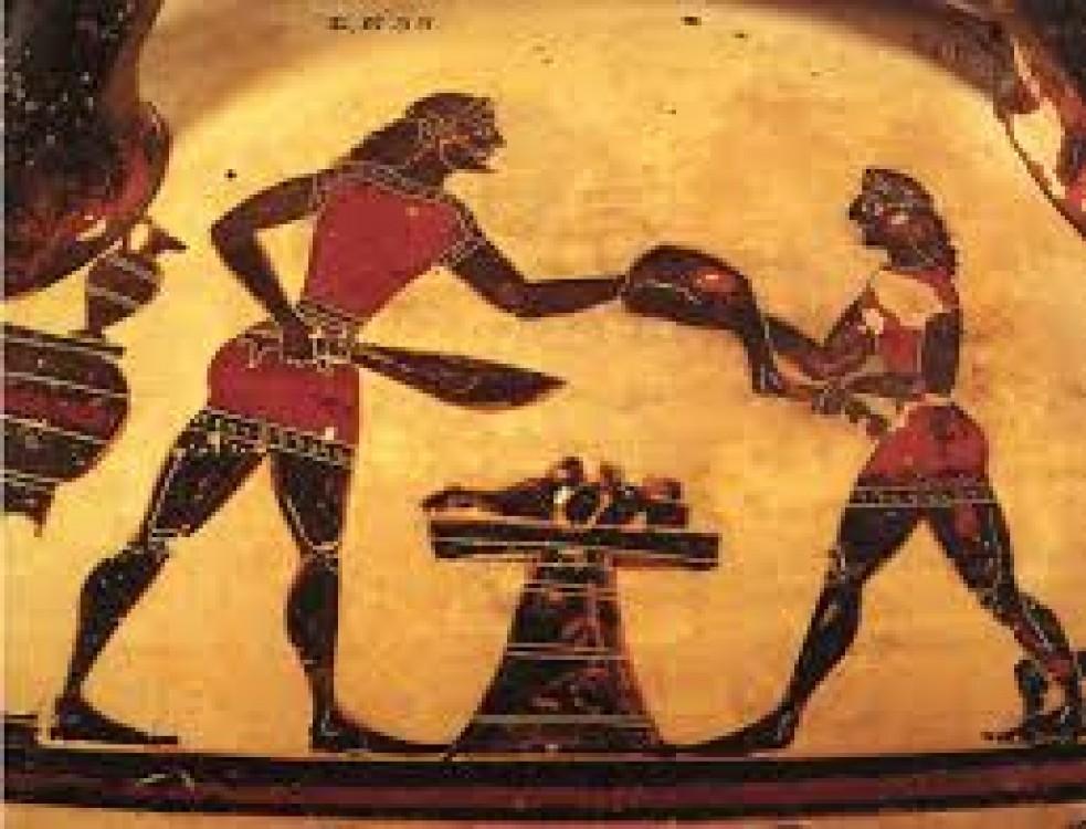 το ψωμί στην αρχαία ελλάδα