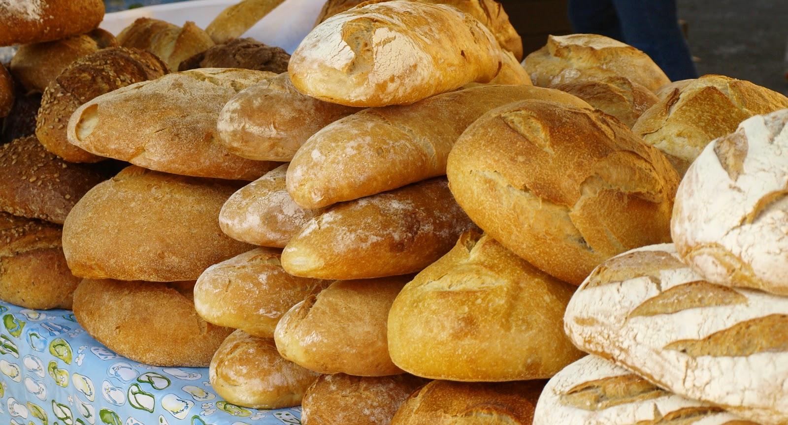 η θρεπτική αξία του ψωμιού