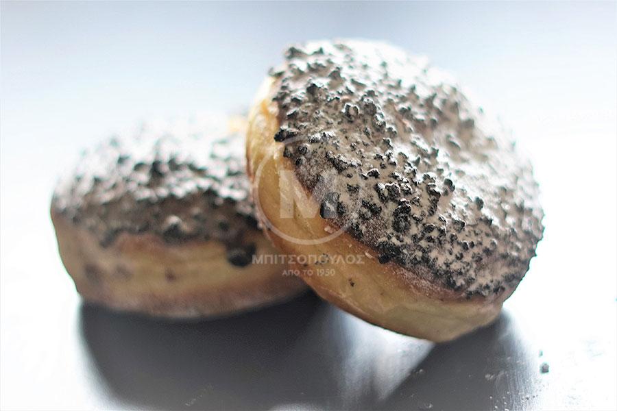Ντόνατς Σοκολάτα-Cookies