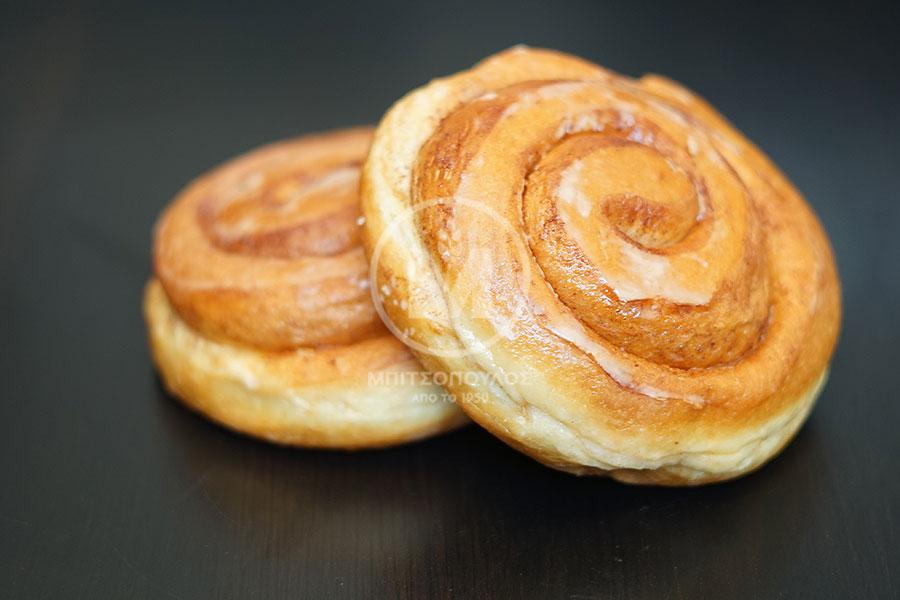 Ντόνατς Κανέλα Donuts Cinammon