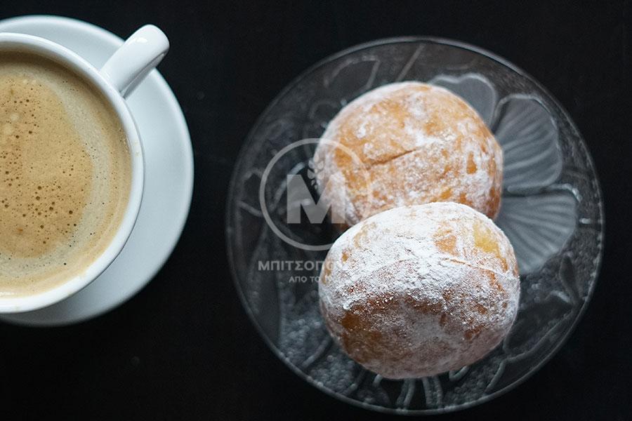 Ντόνατς Μπουκιά Μίνι Πραλίνα-Φουντούκι